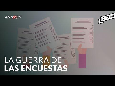 GUERRA DE LAS ENCUESTAS #Editorial - #Antinoti Octubre 02, 2019