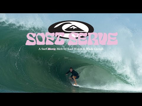 When You Surf Like This, You're Gonna Get Hurt   Kael Walsh In Soft Serve