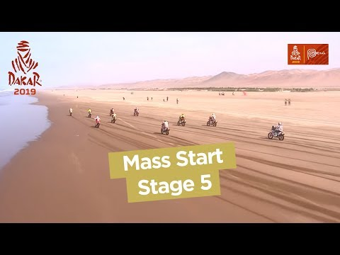Short clips - Stage 5 (Moquegua / Arequipa) - Dakar 2019