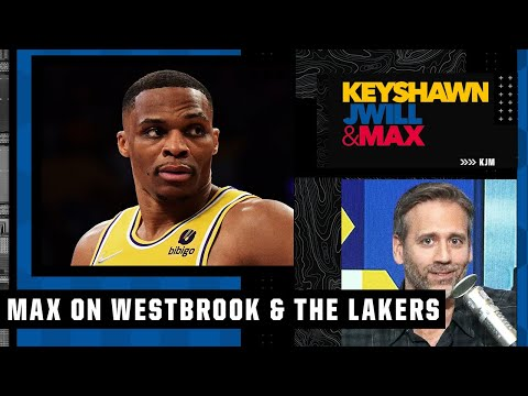 Russell Westbrook will get it figured out, he always does! - Max Kellerman on the Lakers' loss | KJM
