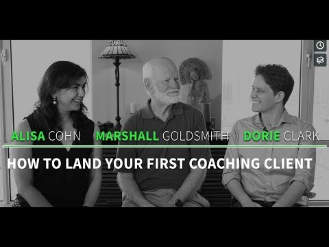 How to Land Your First Coaching Client!