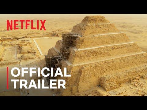Secrets of the Saqqara Tomb | Official Trailer | Netflix