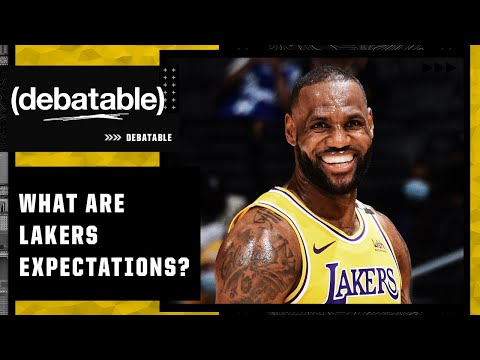 What do you expect from the Lakers big three: Russ, AD, and Lebron? | (debatable)