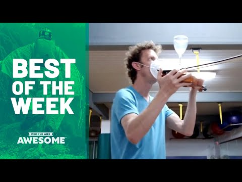 Extreme Violin Player? | Best Of The Week