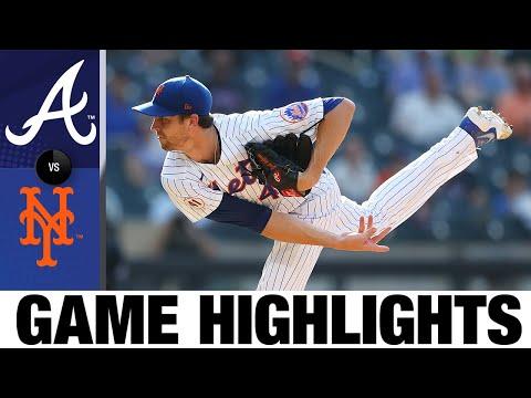 Braves vs. Mets Game 1 Highlights (6/21/21) | MLB Highlights