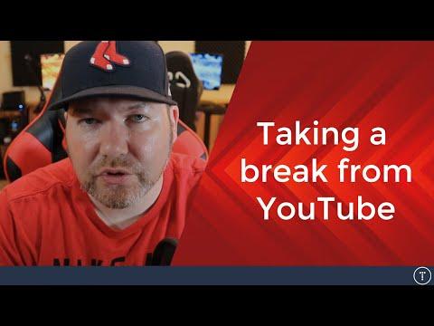 Channel Update - Taking a Break, Guest Creators