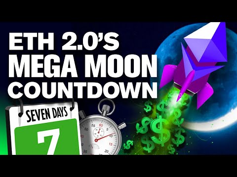 ETH 2.0 Launch is in 7 Days!! Mega-Moon Blastoff NEARS!!