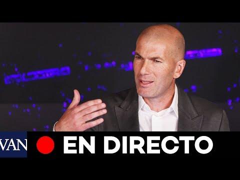 [EN DIRECTO] Zidane habla tras regresar al Real Madrid