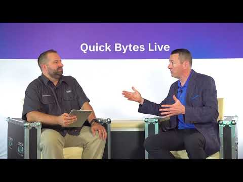 Quick Bytes Live: Patrick O'Connell from KONE Americas