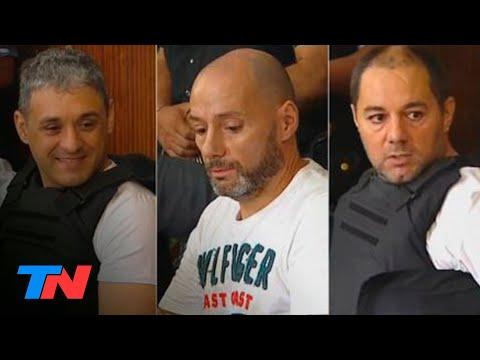 Condenaron a los hermanos Lanatta y a Schillaci por balear a los policías: 13 y 7 años de prisión