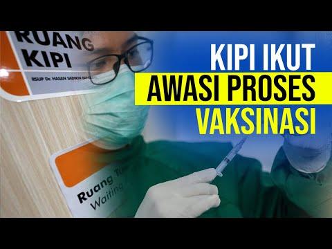 Vaksin Sinovac Aman, Ini Buktinya