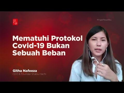 Mematuhi Protokol Covid-19 Bukan Sebuah Beban | Katadata Indonesia