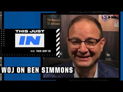 Adrian Wojnarowski on the latest around Ben Simmons   This Just In