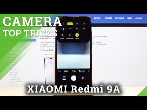 Camera Top Tricks for XIAOMI Redmi 9A – Best Camera Options / Tips & Hacks