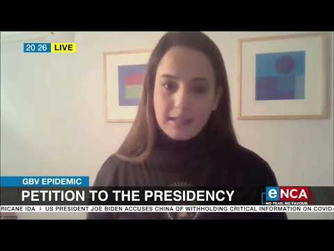 GBV Epidemic | Petition to the Presidency