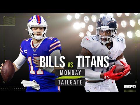 Buffalo Bills vs. Tennessee Titans Monday Night Football preview   Monday Tailgate