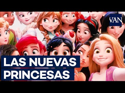 El por qué de la escena de las princesas Disney en 'Ralph rompe Internet'
