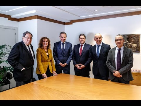 Debate sobre la Constitución española: Zapatero, Erkoreka, Capella, Echániz, De Carreras e Yllanes