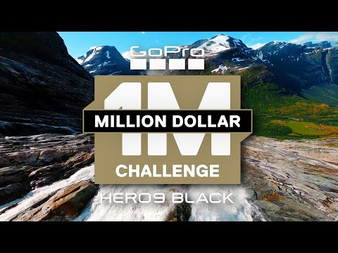 GoPro Awards: Submit to Million Dollar Challenge | HERO9 Black