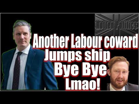 Another labour coward jumps ship lol