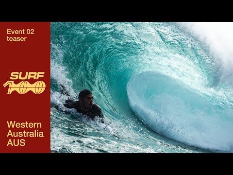 We Scored The Day Of The Year at North Point | Surf100 Western Australia Teaser