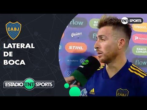 """Julio Buffarini: """"El equipo se siente bien"""""""