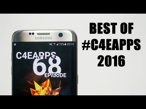 Top Android Apps 2017! #C4EApps 68