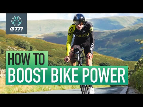 6 Cycling Tips To Get More Powerful | How To Improve Bike Power