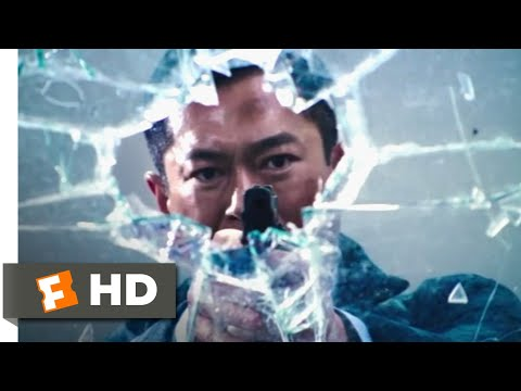 Three (2017) - Hanging by a Thread Scene (9/10) | Movieclips