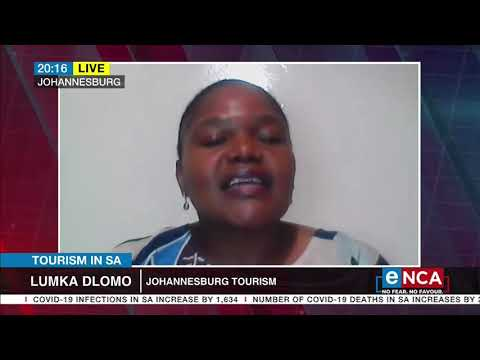 Reviving tourism in Johannesburg