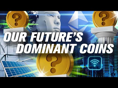 My Top ALTCOIN Picks For Far Into the FUTURE!!