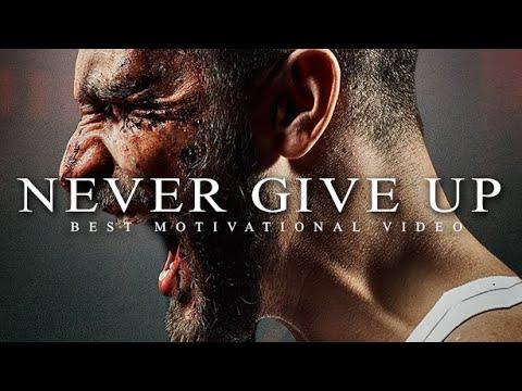 NEVER GIVE UP - Best Motivational Speech Video 2020