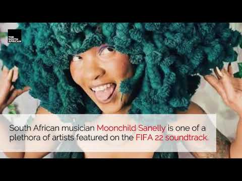 Moonchild Sanelly featured on FIFA 22 soundtrack