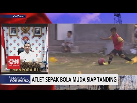 Atlet Sepak Bola Muda Siap Tanding – Indonesia Forward