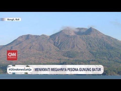 Menikmati Megahnya Pesona Gunung Batur #DiIndonesiaAja