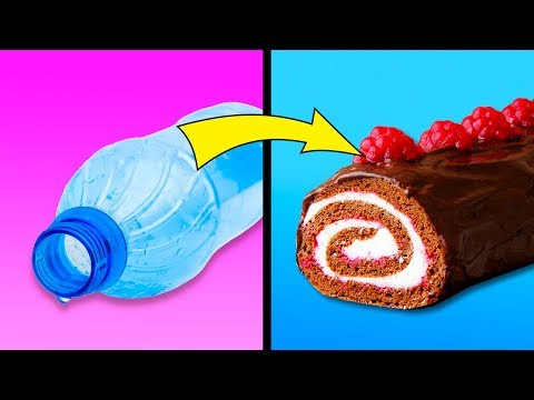 51 AMAZING KITCHEN HACKS YOU CAN'T MISS