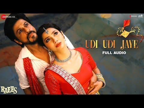 Udi Udi Jaye - Full Audio   Raees   Shah Rukh Khan & Mahira Khan   Ram Sampath