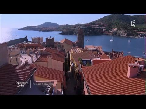Week-end à Collioure - Échappées belles