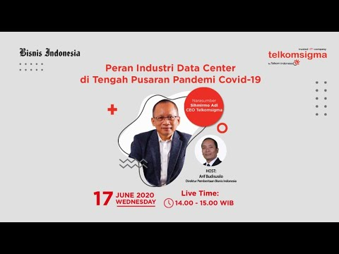Peran Industri Data Center di Tengah Pusaran Pandemi Covid-19