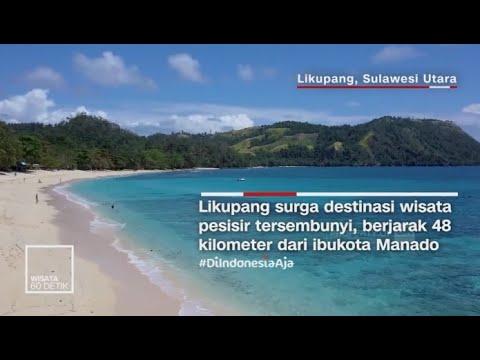 Wisata 60 Detik eps. Manado - Likupang #DiIndonesiaAja