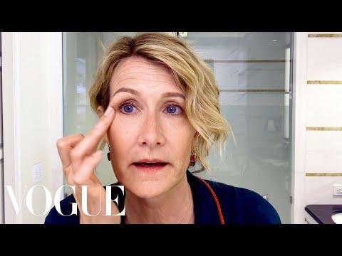 Laura Dern's Everyday Self-Care Routine   Beauty Secrets   Vogue