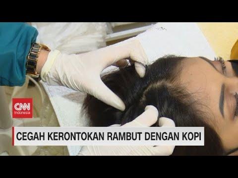 Cegah Kerontokan Rambut Dengan Kopi
