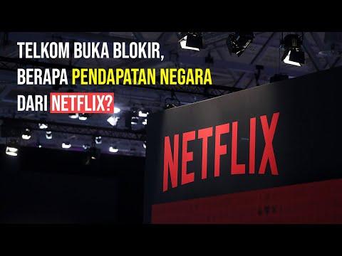 Blokir Netflix Dibuka, Pelanggan Telkom Senang