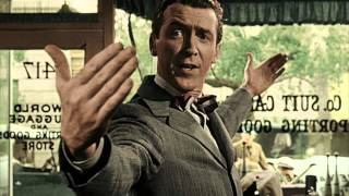 Its A Wonderful Life Colorized Version 1946 Brrip Xvidhd 720p Npw Sample Youtube
