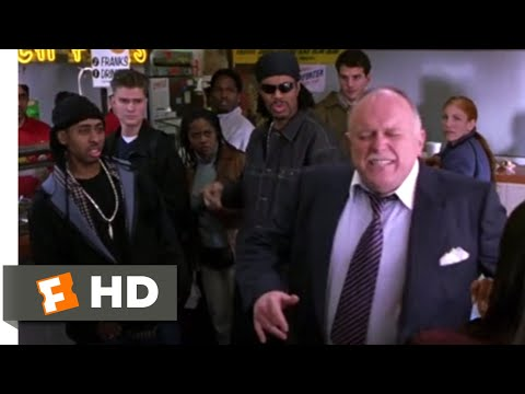 Down to Earth (2001) - Rapping While White Scene (6/10)   Movieclips