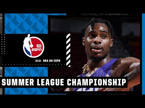 Kings dominate Celtics to win 2021 NBA Summer League championship