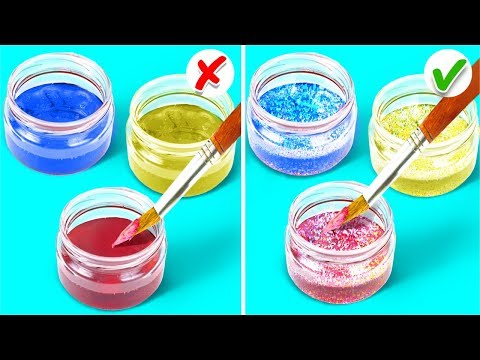 41 SIMPLE DIY IDEAS FOR YOUR MAKEUP