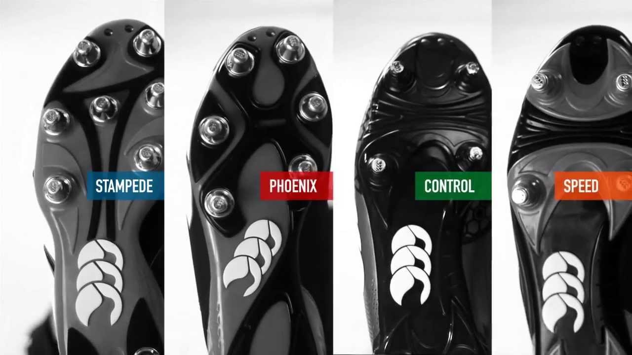 Rugby boots for different positions