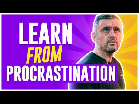 How to Use Procrastination to Your Advantage | Tea With GaryVee