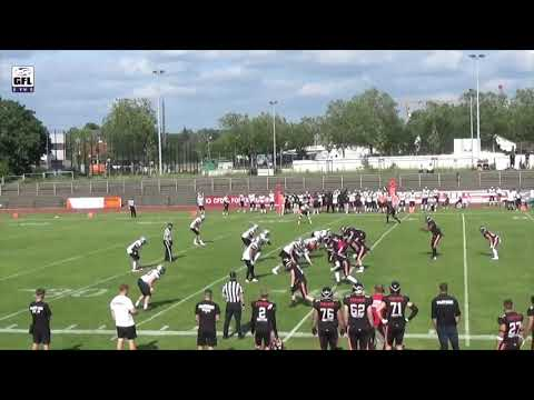 GFL2 2021: Düsseldorf Panther - Hamburg Huskies
